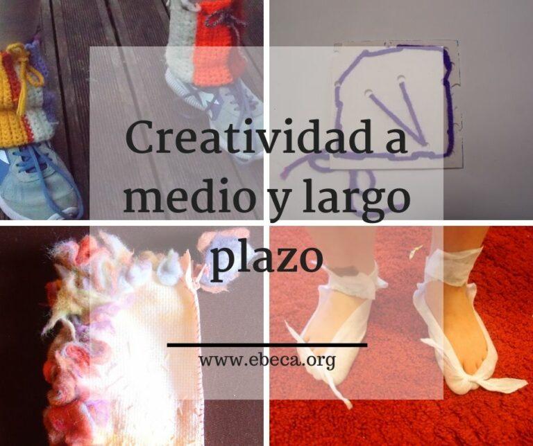 creatividad a medio y largo plazo
